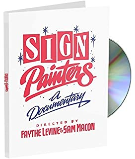 Sign painters faythe levine sam macon ed ruscha 8601404413575 sign painters directors edition fandeluxe PDF