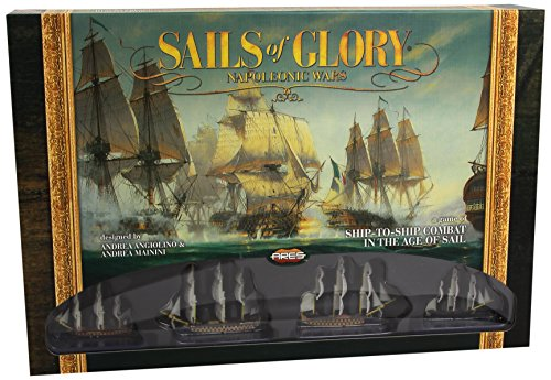 Sails of Glory Napoleonic Starter Board Game