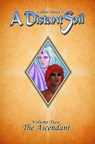 A Distant Soil Volume 2: The Ascendant (Distant Soil (Image Comics))