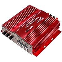 Kinter MA-200 Amplificador 4 Canales Tarjeta SD Radio