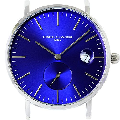 Thomas-AlexandreWatch-France-simple-Small-second-Mens-Womens