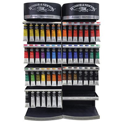 Artisan Water Mixable Oil Color Paint Tube Set