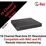 Q-See® 16-Channel H.264 1TB (1000GB) DVR Security System, MPN QT526-1