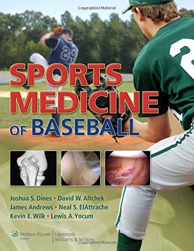 Sports Baseball Medicine (Sports Medicine of Baseball)
