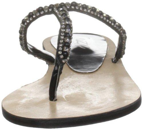L18335w Unze Femme l18335w Noir Basses Chaussures gBdqrB