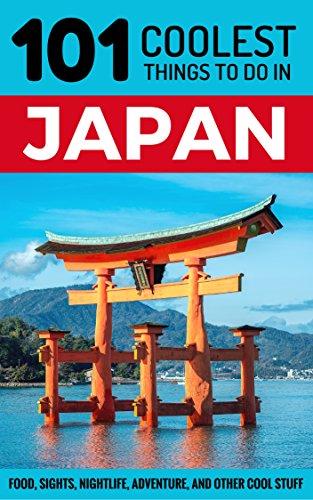 Japan Travel Coolest Things Hiroshima ebook
