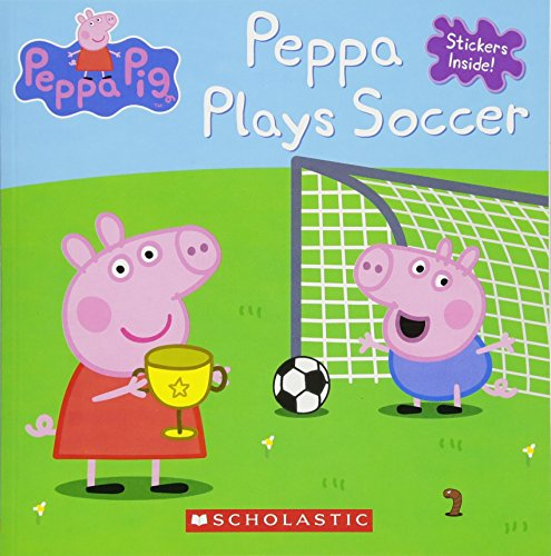 Peppa Plays Soccer (Peppa Pig: 8x8)