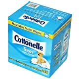 Kleenex Cottonelle Fresh Flushable Moist Wipes - 346 Moist Wipes