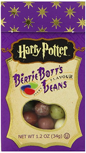 Jelly Belly Bertie Bott's Every Flavor Beans - 2 Boxes - 24 Ct - 20 Harry Potter Flavors