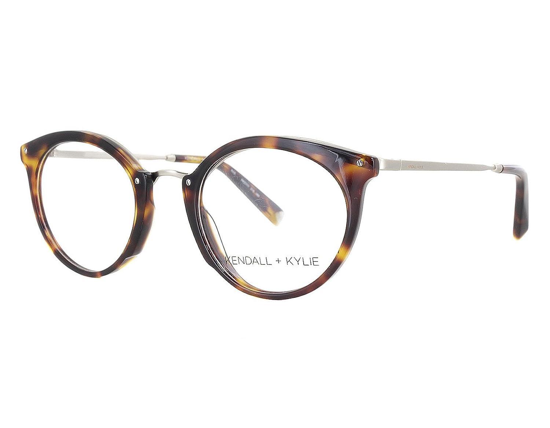 New Women Eyeglasses Kendall & Kylie Rae KKO111 215 B0747ZBZR4  Tortoise