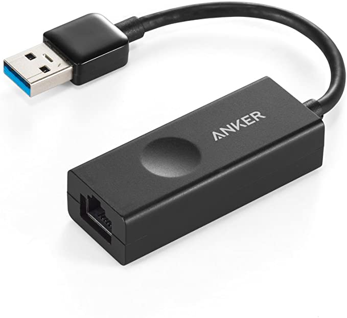 USB 3.0 Ethernet Network Adapter 100//1000M Ethernet Network Card Converter LAN Networking Cards for PC Computer Laptop PrinceShop