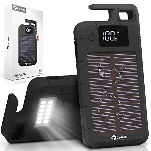 Best Solar Power Bank - 3