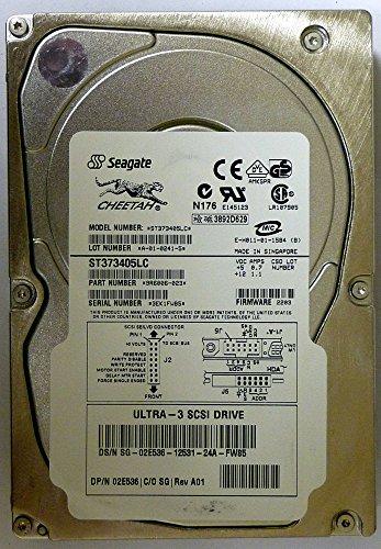 Seagate Dell 73Gb SCSI 80 Pin 10Krpm 3.5in Hard Disk - Dell Hard 73gb Scsi Drive