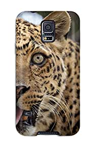 Shannon Galan's Shop New Style New Premium TashaEliseSawyer Leopard Skin Case Cover Excellent Fitted For Galaxy S5 7467881K66592283