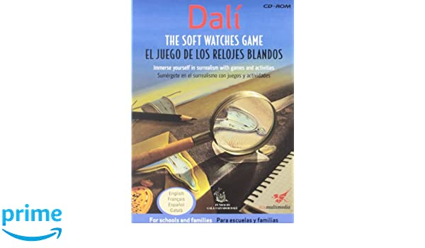 Dali: El Juego De Los Relojes Blandos (Cd-Rom): Amazon.es: VV.AA.: Libros en idiomas extranjeros