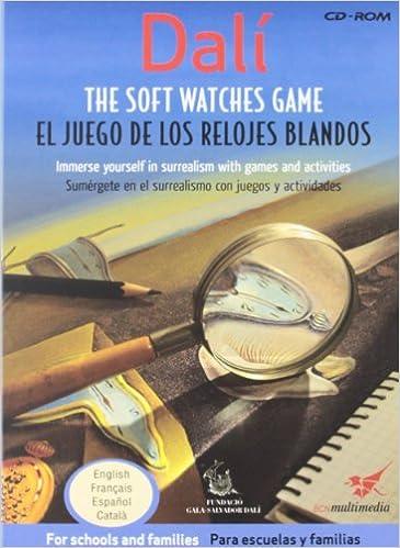 DALI EL JUEGO DE LOS RELOJES BLANDOS (CD-ROM): 8436044780721: Amazon.com: Books