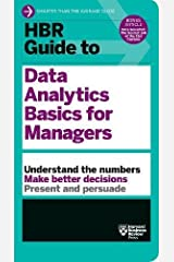 HBR Guide to Data Analytics Basics for Managers Paperback