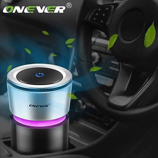 Purificadores de aire para coche - Purificador de aire de coche 12 ...