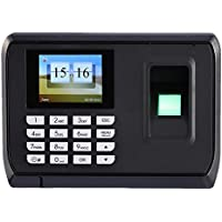 Yes-Original Fingerprint Time attendance,2.4 TFT color screen, 600 fingerprints, 100,000 log entries, USB host and transfer. Log in via Fingerprint or PIN