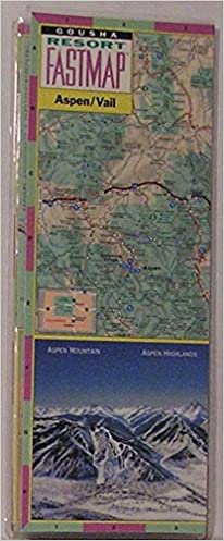 Resort Fastmap: Aspen/Vail, Colorado Books Pdf File