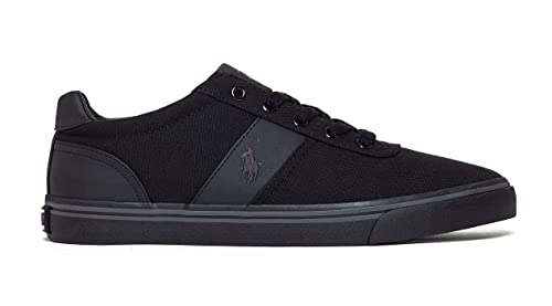 Zapatillas Polo Ralph Lauren Hanford-ne negro: Amazon.es: Zapatos y complementos