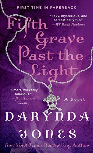 Fifth Grave Past the Light (Charley Davidson Book 5) by [Jones, Darynda]