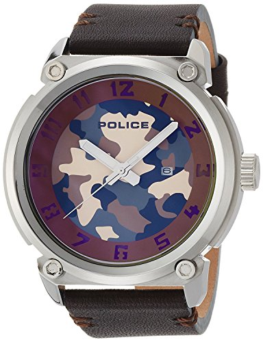 POLICE watch 14474JS-20 men's [regular imported goods]