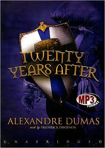 Téléchargement gratuit d'ebooksTwenty Years After (Littérature Française) PDF