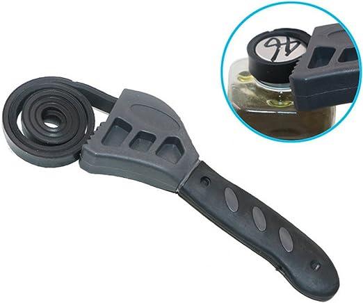 NEW  Plastic Rubber  Strap Wrench Spanner For Opener Car Repair Bottle Opener