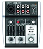 Behringer 302USB Premium 5-Input Mixer with XENYX Mic Preamp and USB/Audio Interface, Best Gadgets