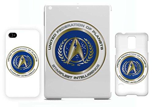 Star Fleet Intellegence Logo iPhone 7+ PLUS cellulaire cas coque de téléphone cas, couverture de téléphone portable