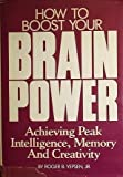How to Boost Your Brainpower, Roger B. Yepen, 0878576533