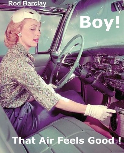 Boy! That Air Feels Good!: The untold history of Car Air; how Texas entrepreneurs such as A.R.A., Clardy, Frigette and Mark IV gave drivers what they ... not get from Detroit - Customer Satisfaction. PDF