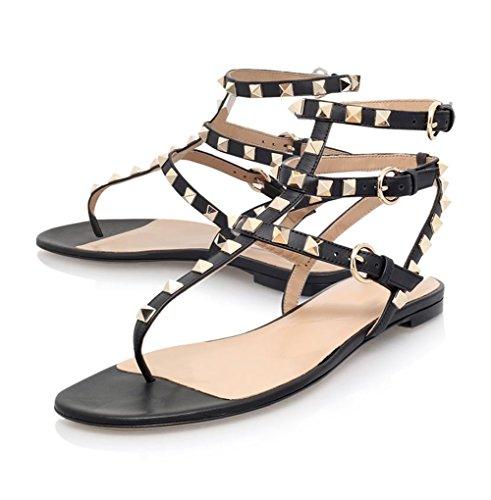 Amy Q - Zapatos de tacón  mujer negro 1