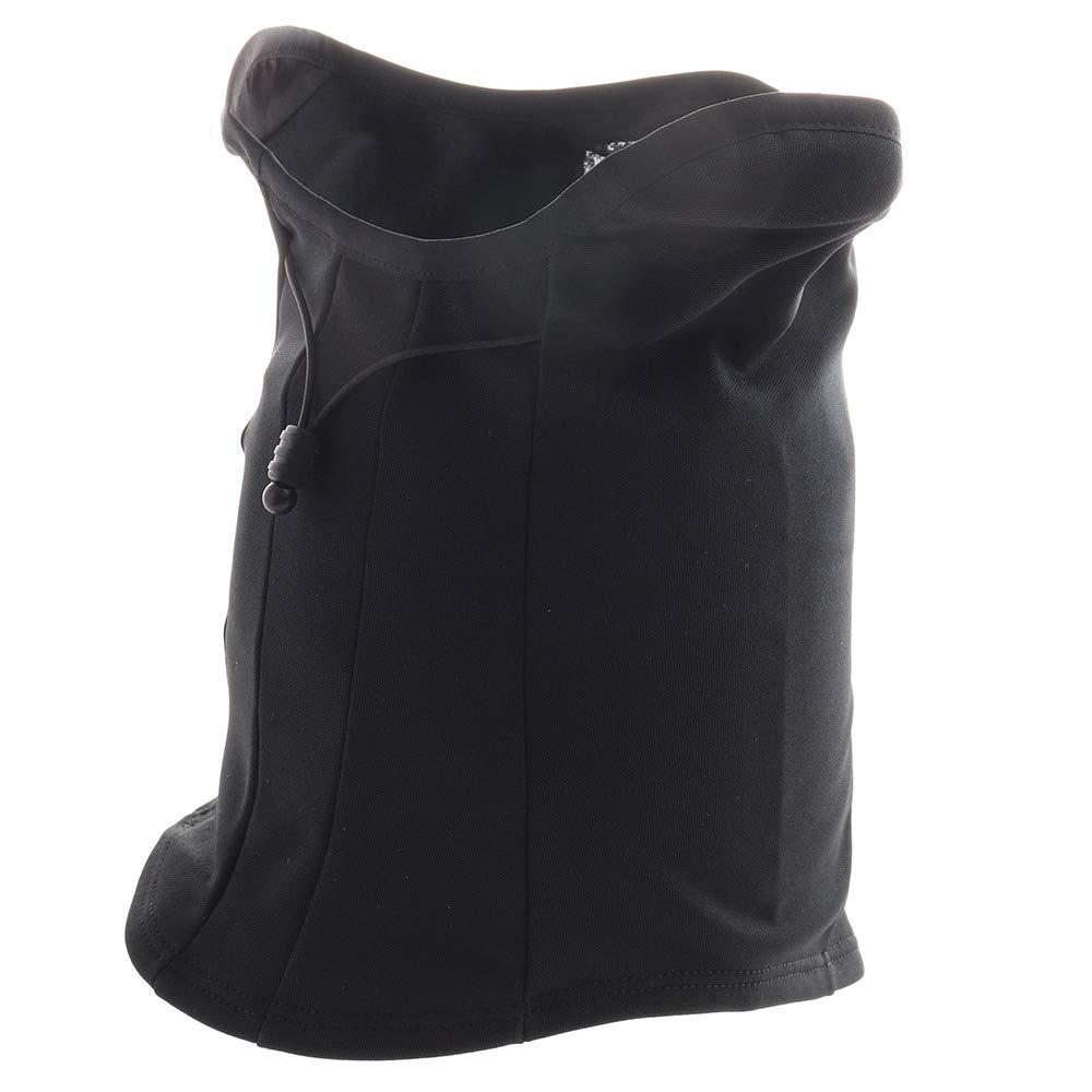 Black//White Nike Strike Snood Athletic Fleece Neck Warmer