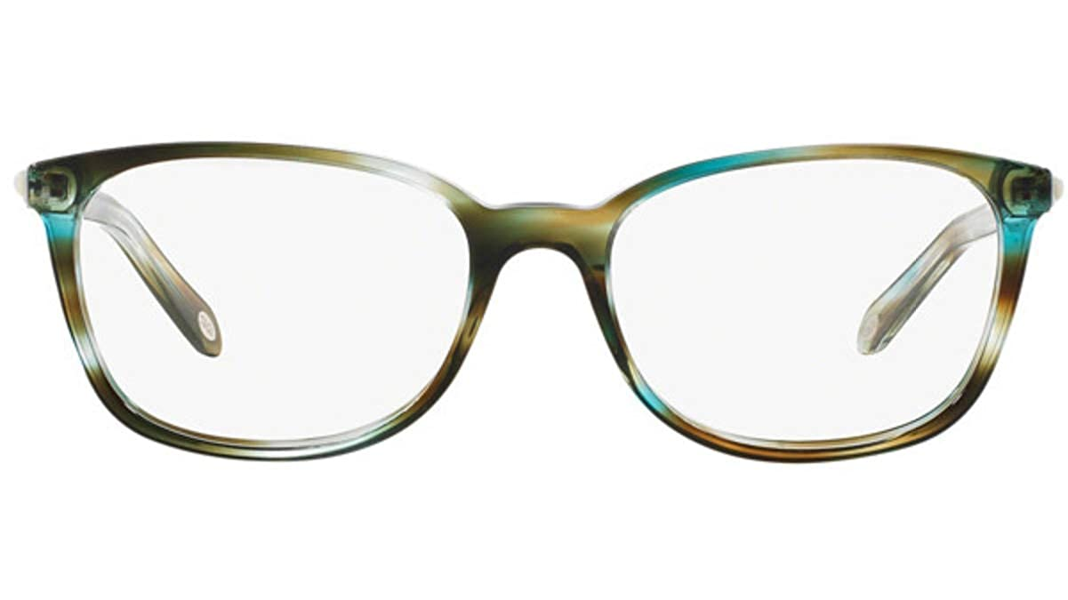 9bb381a9930 Eyeglasses Tiffany TF 2109HB 8124 OCEAN TURQUOISE at Amazon Men s Clothing  store