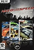 Need for Speed Collectors Series – Includes Underground 1, 2 and Most Wanted (PC DVD)
