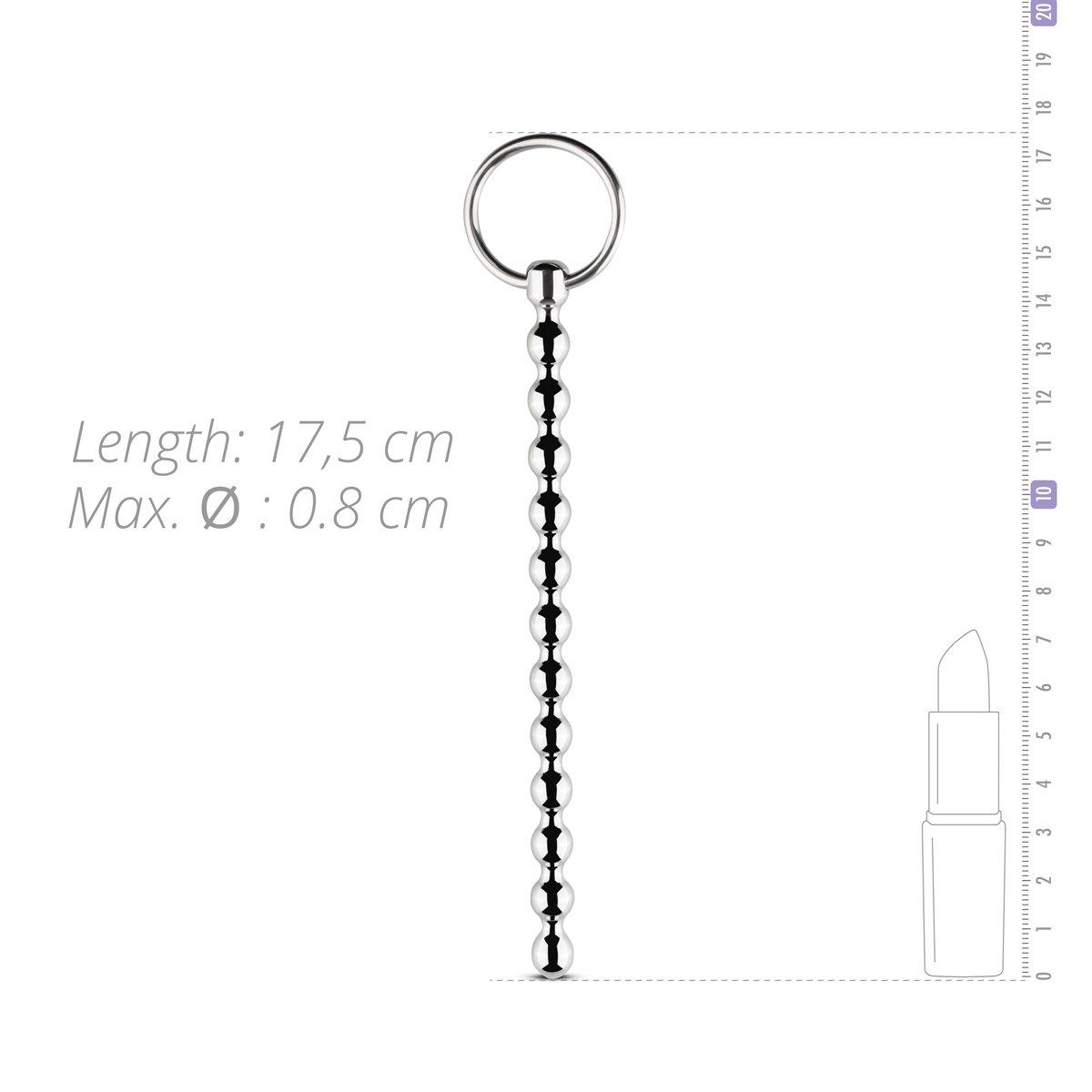 Sinner Gear -Dilatador de cinta rígida con anillo de tracción - (Ø 17.5 CM length and 14 CM insert) - Juguete Erótico para Adultos: Amazon.es: Salud y ...