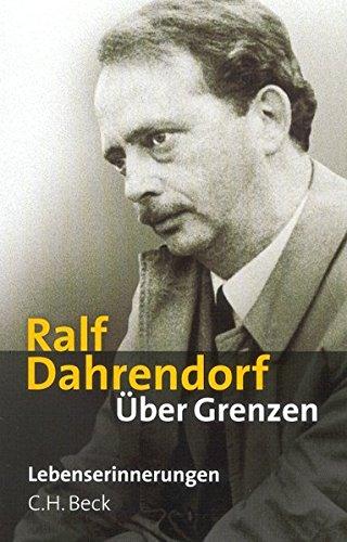 Uber Grenzen: Lebenserinnerungen (German Edition) ebook
