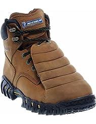 MICHELIN Mens 8 Sledge Metatarsal Work Boot Steel Toe - Xpx761