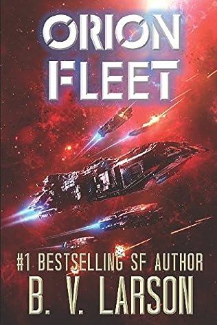 book cover of Orion Fleet