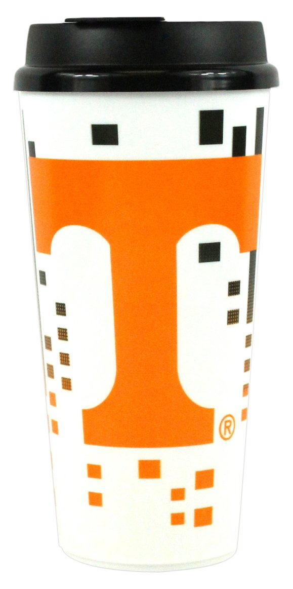 32-Ounce The Memory Company NCAA Mens Hype Travel Cup