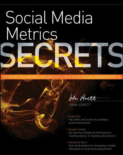 Download Social Media Metrics Secrets Pdf