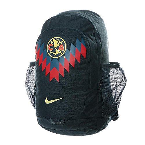 Nike Club America Stadium Football Backpack [Armory Navy/Armory Navy/Lemon Chiffon] (MISC)