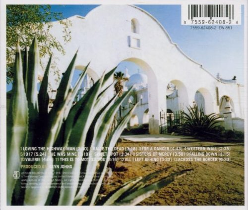 Western Wall: The Tucson Sessions by Asylum Records