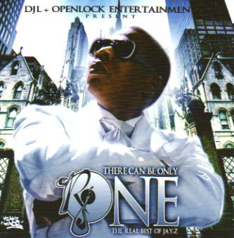 Jay-z : There Can Be Only One (The Real Best of Jay-z) Mixtape (Best Of Jay Z Mixtape)