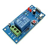 1-Channel Infrared Remote Control Relay Module Learning IR Switch 5V