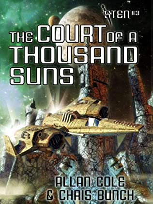 book cover of Court of a Thousand Suns