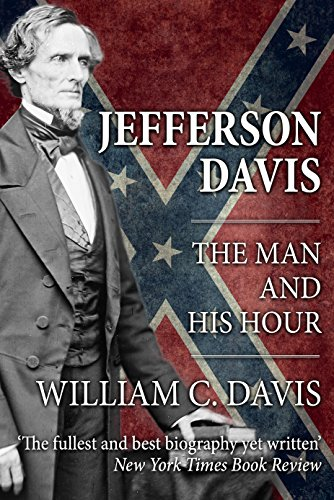 Jefferson Davis: The Man and His Hour cover