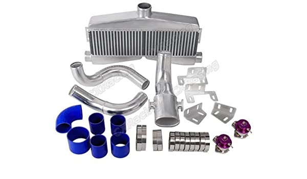 Amazon.com: Twin Turbo Intercooler Piping BOV Kit for SBC Engine 82-92 Camaro Small Block: Automotive